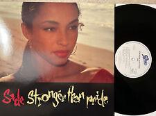 sade Stronger Than Pride Paradise LP EU 2020 180 gram vinyl pressing