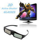 Rechargeable Bluetooth Active Shutter 3D Glasses for Samsung 3 Dimensional TVs