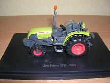 Atlas Tractor Claas Nectis 257F Baujahr 2004 grün green Traktor Trekker, 1:43