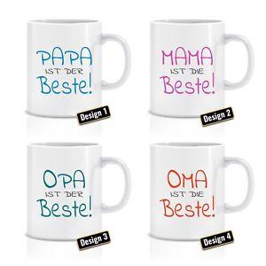 Mug 'BEST/BEST-Daddy, Mummy, Grandma, Grandpa'   Gift   Fathers Day