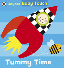 Baby Touch Series - Tummy Time (Board book 2014) Three-dimensional Baby Toddler