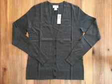 NWT Old Navy Women's Button V-Neck Cardigan in Grey/Gray, Black XS S M L XL XXL