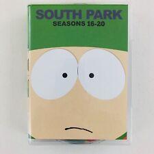 South Park Seasons 16-20 Dvd Box Set - Season 16 17 18 19 20