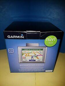 Complete Garmin Nuvi 310 Navigator GPS Bundle In VGC