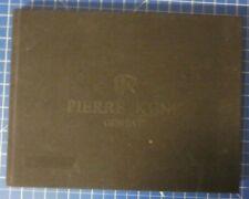 Pierre Kunz Katalog+Preisliste 2006 H5109