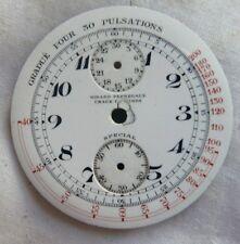 Girard Perregaux Enameld Dial Pocket Watch - 43Mm Diameter - Swiss