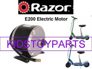 NEW! Razor E200 V5+ (VERSION 5 AND UP) 24 VOLT ELECTRIC SCOOTER MOTOR