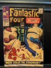 FANTASTIC FOUR #61 FN
