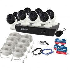 Swann NVR8-8580 8CH 4K 2TB 8 x NHD-865MSB 5MP POE Camera SWNVK-875808 $2199