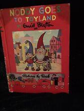 Book Noddy Goes To Toyland