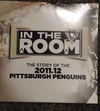 "Pittsburgh Penguins DVD 2011-2012 ""In The Room"" Story of the Pittsburgh Penguins"
