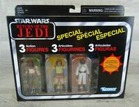 Star Wars The Vintage Collection 3 Action Figures Pack Set Kenner Skiff etc RARE