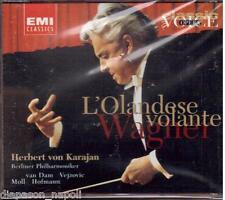 Wagner: Der Fliegende Hollander / Karajan, Van Dam, Vejzovic - CD