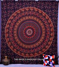 Hippie Indio Tapiz De Pared Colgante Mandala Queen Colcha Cobertor tapices de arte