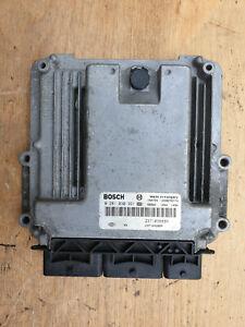 VAUXHALL VIVARO TRAFIC 1.6 CDTI ENGINE ECU 0281030991 237103888R