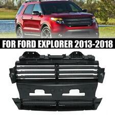 For FORD EXPLORER 2013-2018 ABS Black Radiator Shutter Assembly JB5Z-8475-A