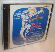 HALF A SIXPENCE THE ORIGINAL BROADWAY CAST RECORDING, NEW,SEALED, REISSUE,RARE