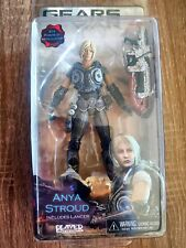 NECA Gears of War 3 Anya Stroud Action Figure [Bloody Lancer] Player Select NEW