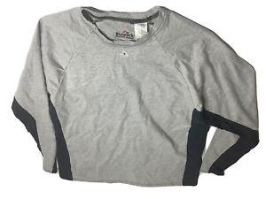 Bulwark FR Flame Resistant Shirt XL REGULAR Gray