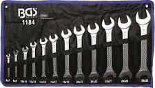 BGS Doppelmaulschlüssel-Satz 6-32 mm 24 Größen Maulschlüssel Gabelschlüssel Set