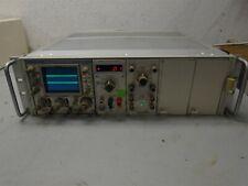 Tektronix Tm506 With Sc503 Oscilloscope 10 Mhz Analog Oscilloscope Dm501a Amp Pg501