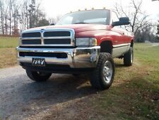 The Original Dodge Ram 4th to 2nd gen Bumper Conversion Brackets