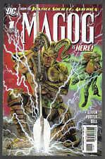 Magog us DC Bande dessinée vol1 # 1/'09