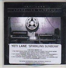 (CS609) Yeti Lane, Sparkling Sunbeam - DJ CD