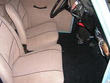 Autositzbezüge Trabant 1957-1991 5-Sitze Beige Transporter Schonbezug Autositz
