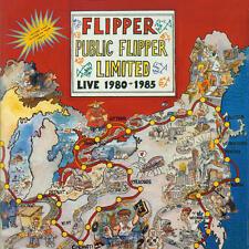 Flipper - Public Flipper Limited Live 1980-1985 2-LP 180G REISSUE NEW GATEFOLD