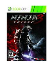 Ninja Gaiden 3 (Microsoft Xbox 360, 2012)