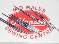 Domestic Sewing Machine Flated Needles 15x1, 75/11, 80/12, 90/14, 100/16, 110/18
