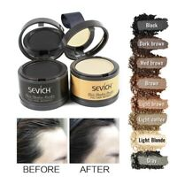 Waterproof Hair Powder Concealer Makeup, Root Touch Up Volumizing Cover Up Color