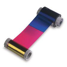 Fargo Full-Color Ribbon YMCKOK 86201 for Dual-Sided DTC550