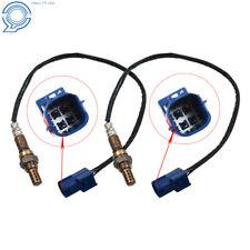 2Pcs Downstream Rear Heated O2 Oxygen Sensor For Nissan Frontier Xterra Infiniti