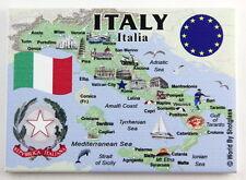 ITALY EU SERIES FRIDGE COLLECTOR'S SOUVENIR MAGNET 2.5
