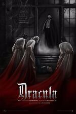 Dracula Classic Movie Wall Poster  30 in x 20 in ( Fast Shipping )