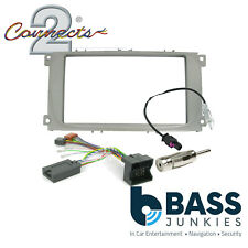Ford Galaxy 2007 On Car Stereo Double DIN Fascia Steering Stalk Kit