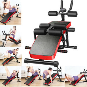 Ab Workout Machine Exercise Equipment Fitness Muscle Abdominal Training Indoor
