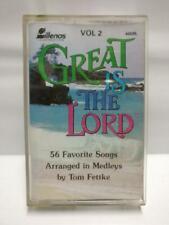 Christian Jesus God Worship Songs Medley 1985 Mega Rare Singapore Cassette CT479