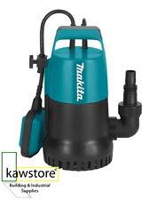 Makita PF0300/2 140L/M Submersible Drainage Clean Water Pump; 300 Watt