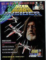 Star Wars Insider #23 Premier Issue Unread nm 1994 Amricons H32