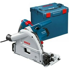 Bosch GKT55GCE 240v 1400w Circular Plunge Saw 165mm in Case GKT 55 GCE