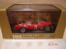 BRUMM  Ferrari 156 HP 200 1961 scale 1:43  in box