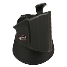 NEW! Fobus Roto Level 2 Thumb Holster RH Roto-Paddle & Belt GL2PB Glock 17 GL2PB