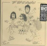 THE WHO - THE WHO BY NUMBERS [REMASTER] NEW CD