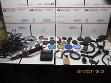 Lot of Canon camera accessories sold AS IS Dual Charger Remote Swtich F3