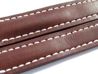 Breitling UTC 460X Band 22mm Kalb braun brown Strap für Faltschliesse 005-22UTC