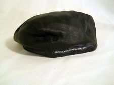 Leather Harley Davidson Newsies Hat Size Small NWOT