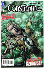 CONSTANTINE #6, NM,  John, Hellblazer, 2013, New 52 DC, more in store
